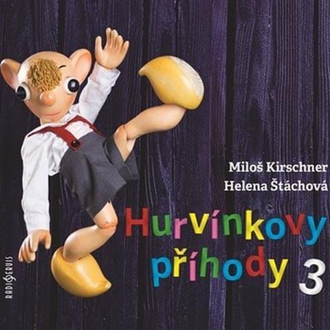 Hurvínkovy příhody 3 (CD) - mluvené slovo