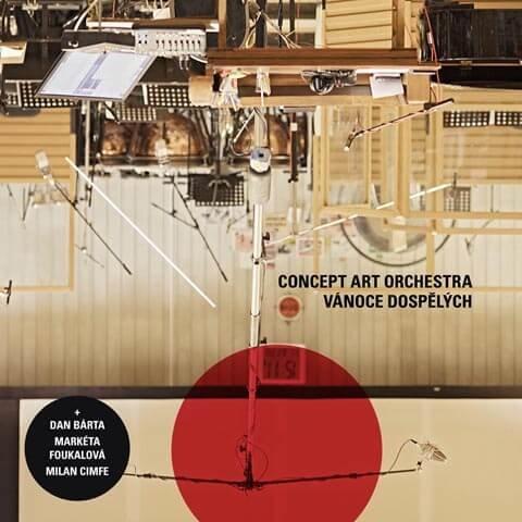 Concept Art Orchestra: Vánoce dospělých (CD)