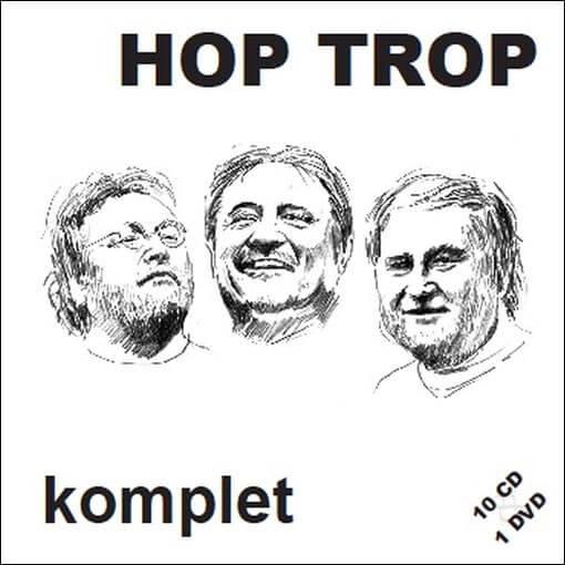 Hop Trop: Komplet (10 CD, 1 DVD)