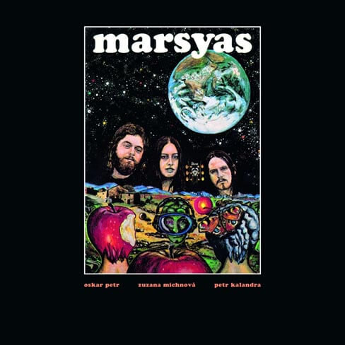Marsyas: Marsyas (CD)
