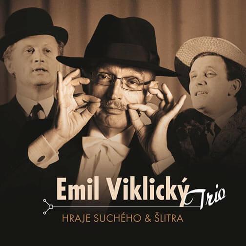 Emil Viklický Trio hraje Suchého a Šlitra (CD)