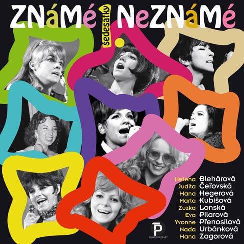 Známé/Neznámé 1. - Šedesátky, Různí interpreti (CD)