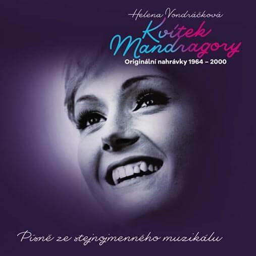 Helena Vondráčková: Kvítek mandragory (2 CD)