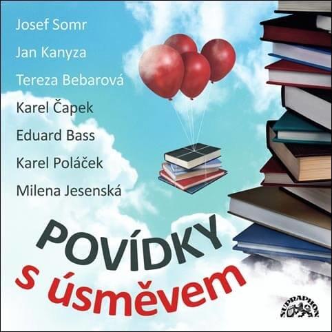 Povídky s úsměvem (CD) - mluvené slovo