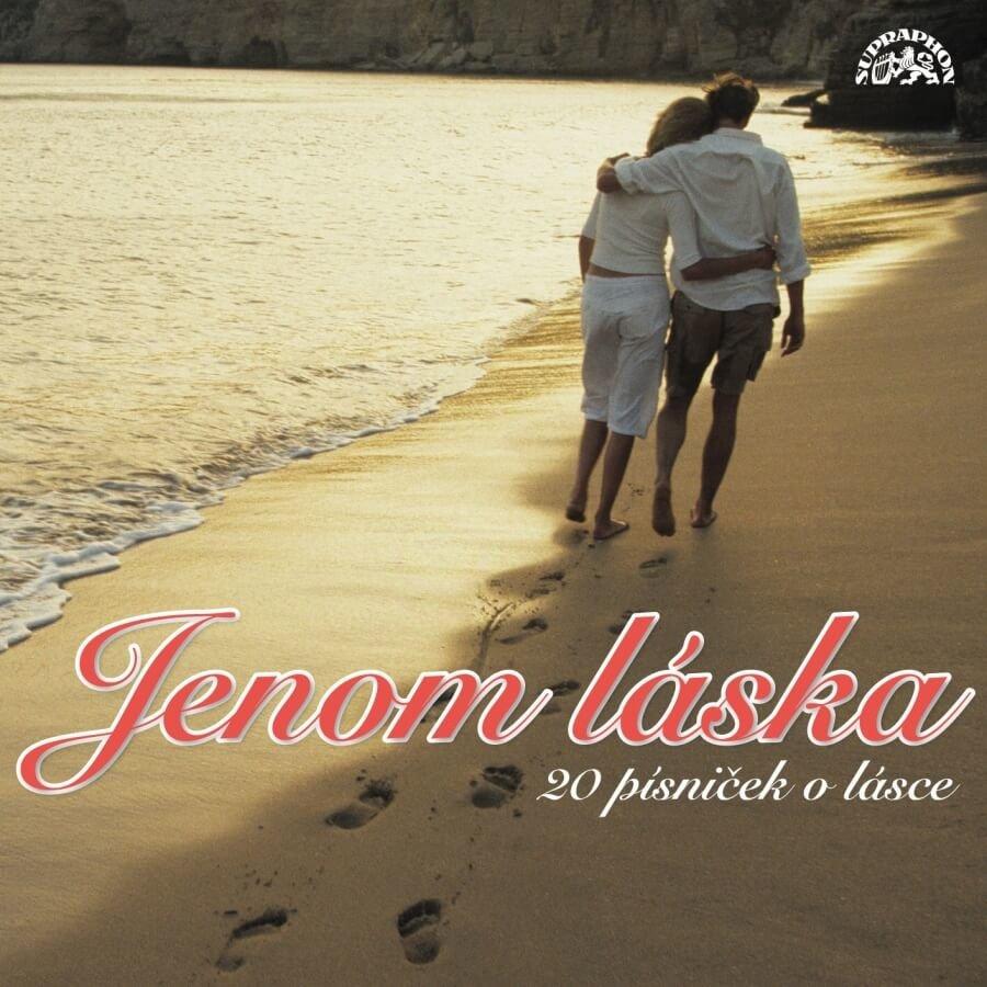 Jenom láska, Různí interpreti (CD)