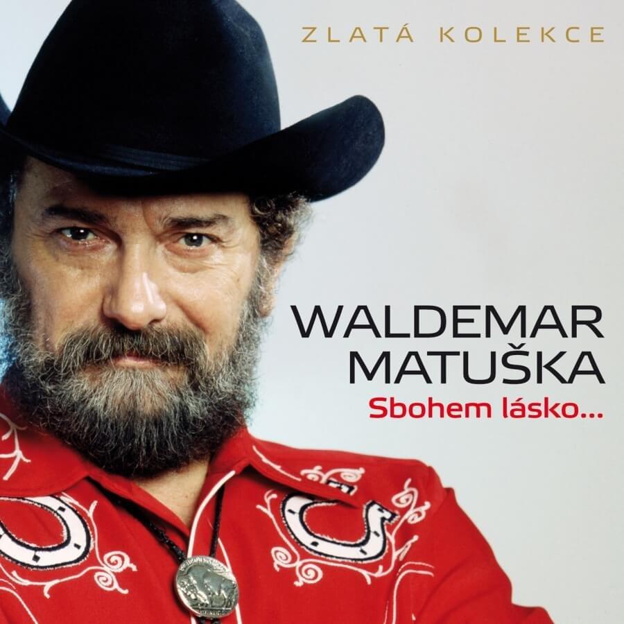 Waldemar Matuška: Sbohem lásko... Zlatá kolekce (3 CD)
