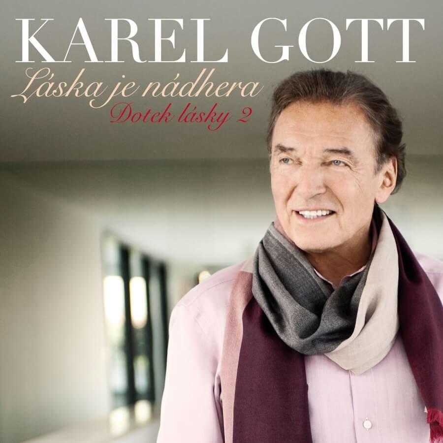 Karel Gott: Láska je nádhera (Dotek lásky 2) (CD)