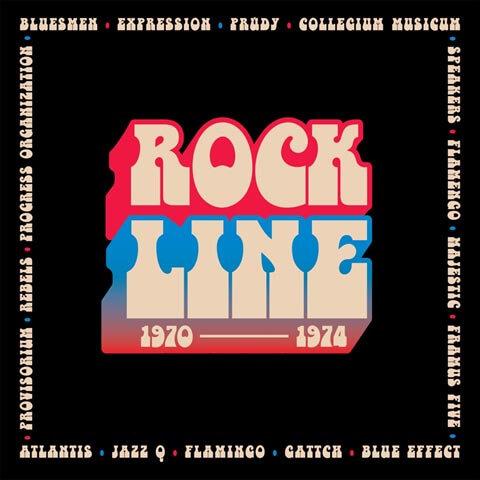 Rock Line 1970-1974, Různí interpreti (2 CD)