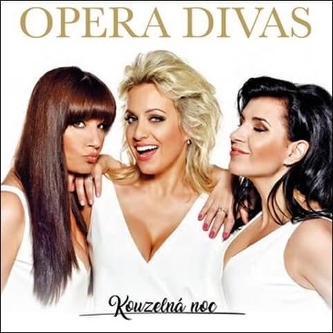 Opera Divas: Kouzelná noc (CD)