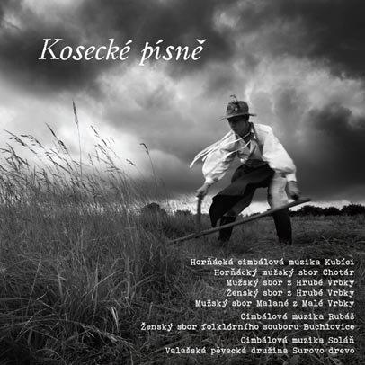 HCM Kubíci, CM Rubáš, CM Soláň: Kosecké písně (CD)