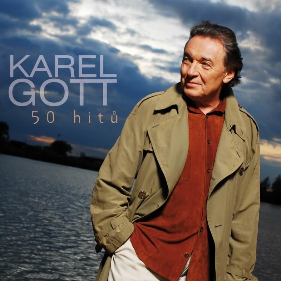 Karel Gott: 50 hitů (2 CD)