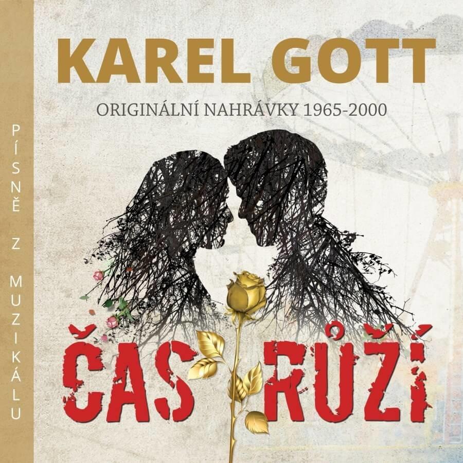 Karel Gott: Čas růží (Vinyl LP) - písně z muzikálu