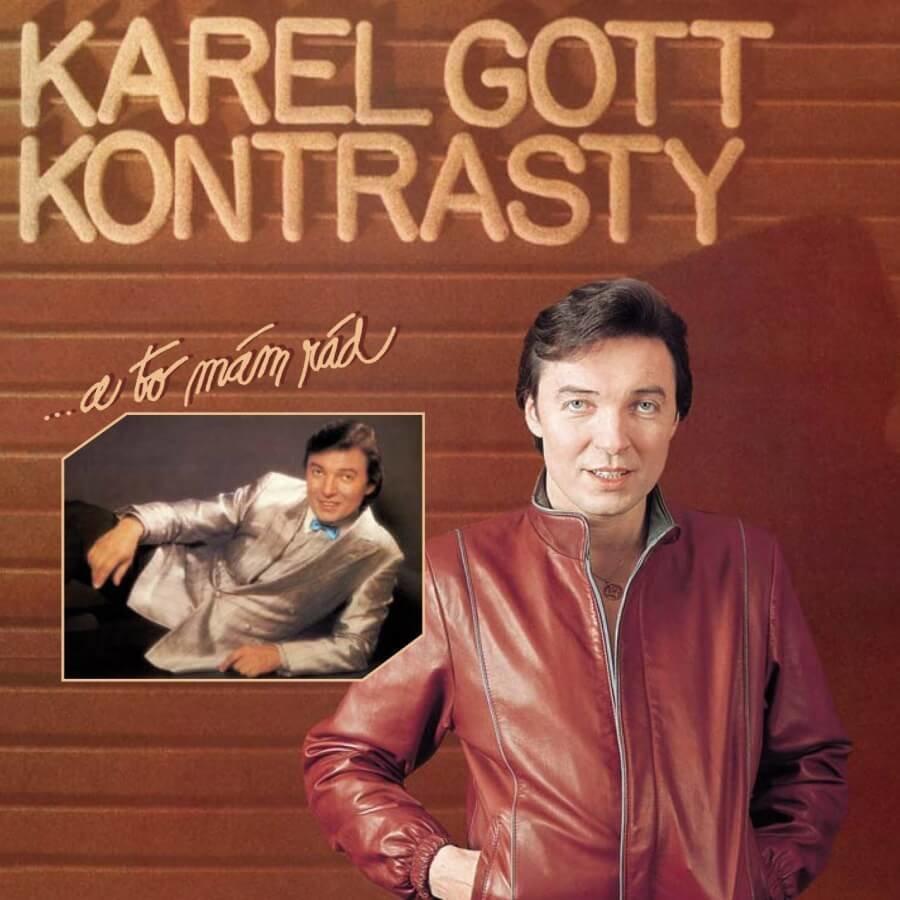 Karel Gott: Komplet 25/26 - Kontrasty, ...a to mám rád (2 CD)