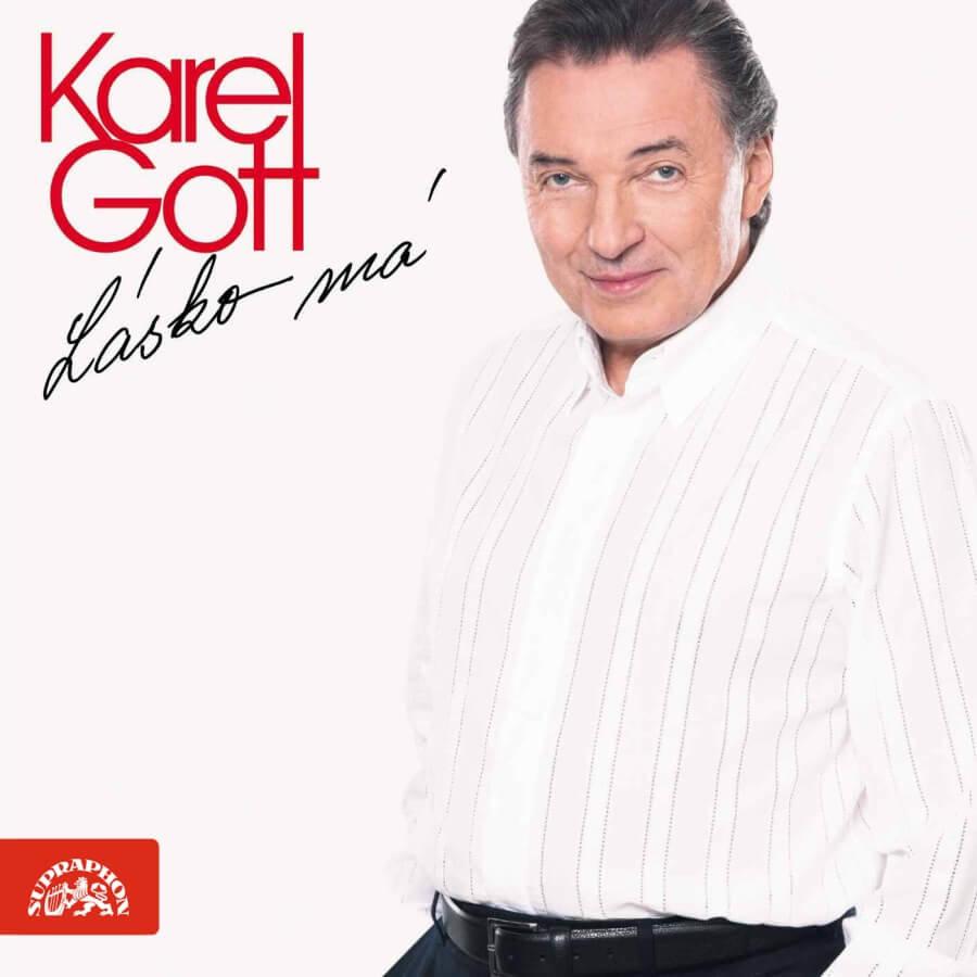 Karel Gott: Lásko má (2 CD)