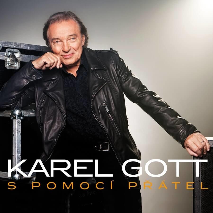 Karel Gott: S pomocí přátel (CD)