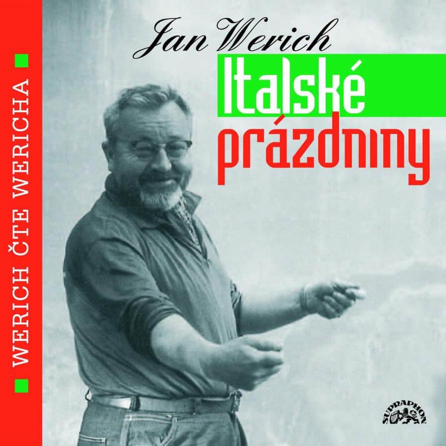 Italské prázdniny (CD) - audiokniha