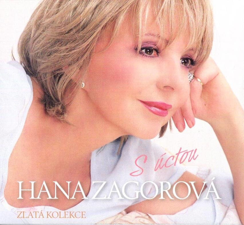 Hana Zagorová: S úctou (4 CD) - Zlatá kolekce