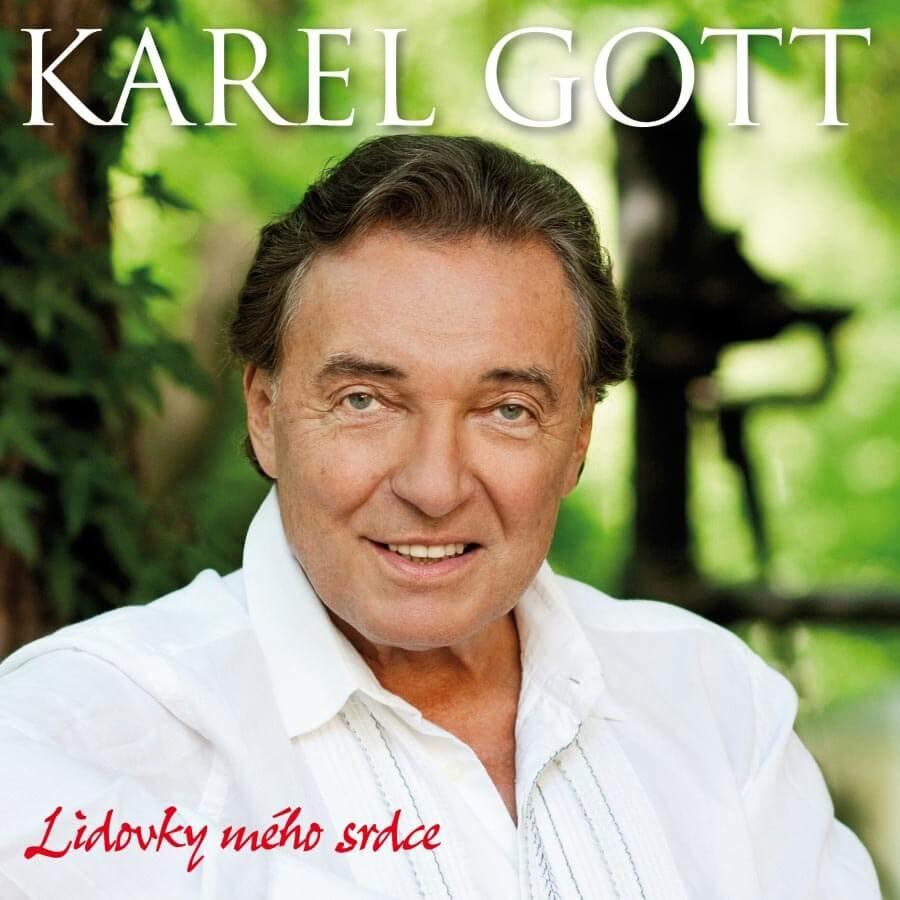 Karel Gott: Lidovky mého srdce (CD)