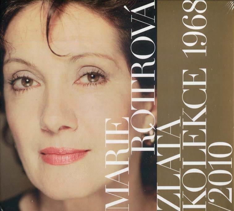 Marie Rottrová (3 CD) - Zlatá kolekce