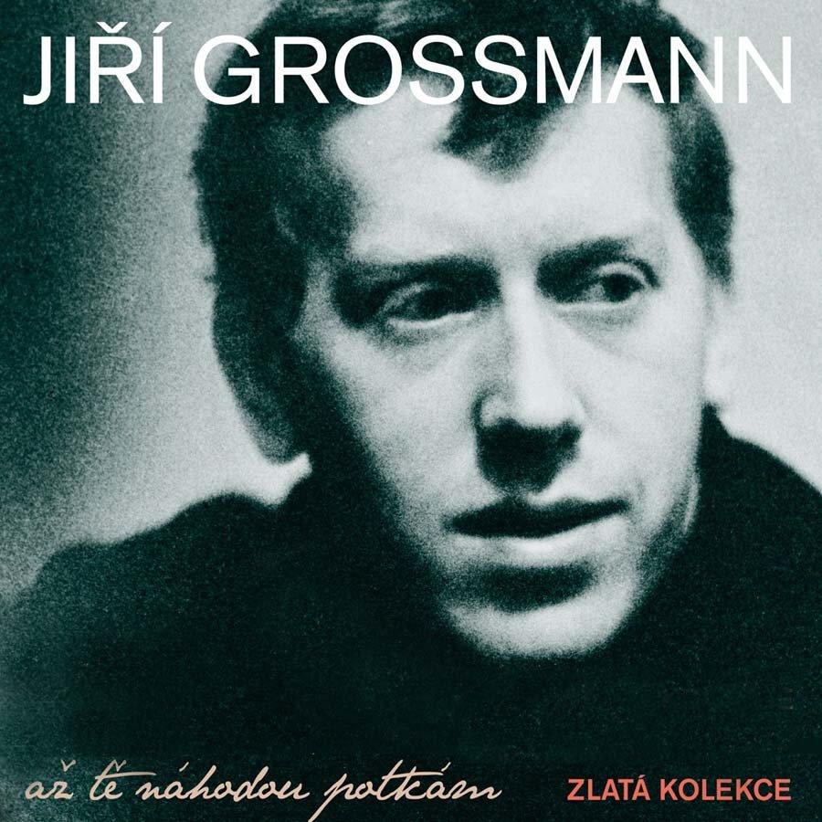 Jiří Grossmann: Až tě náhodou potkám (3 CD) - Zlatá kolekce