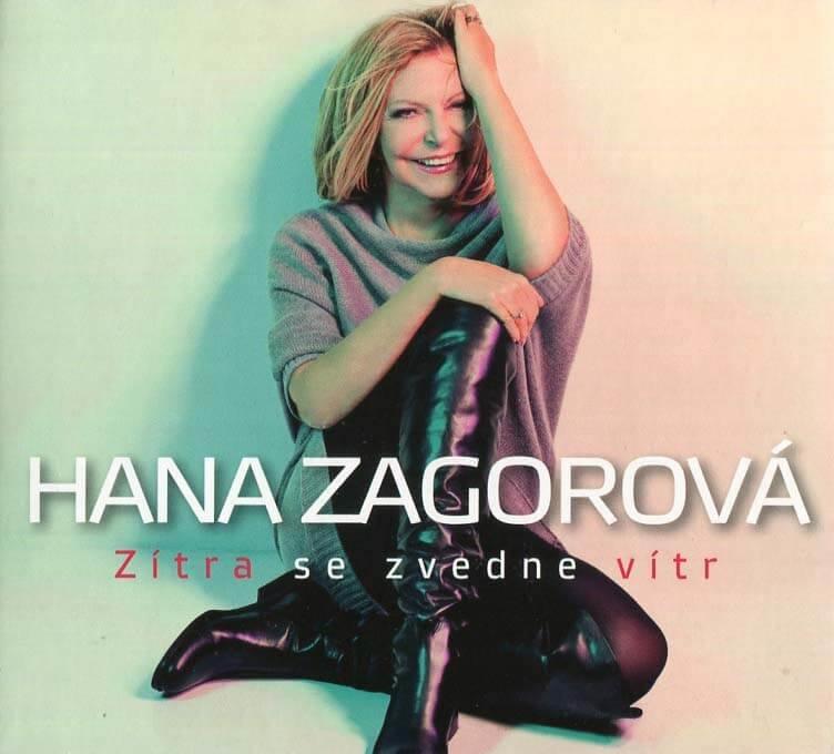 Hana Zagorová: Zítra se zvedne vítr (3 CD) - Zlatá kolekce