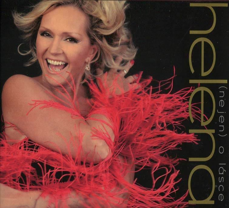 Helena Vondráčková: Helena (nejen) o lásce (3 CD) - Zlatá kolekce