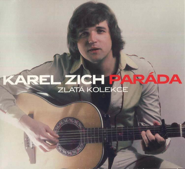 Karel Zich: Paráda (3 CD) - Zlatá kolekce