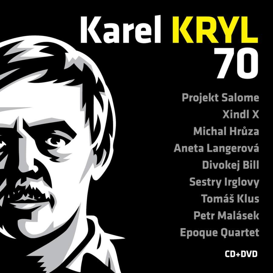 Karel Kryl 70, Různí interpreti (CD + DVD)