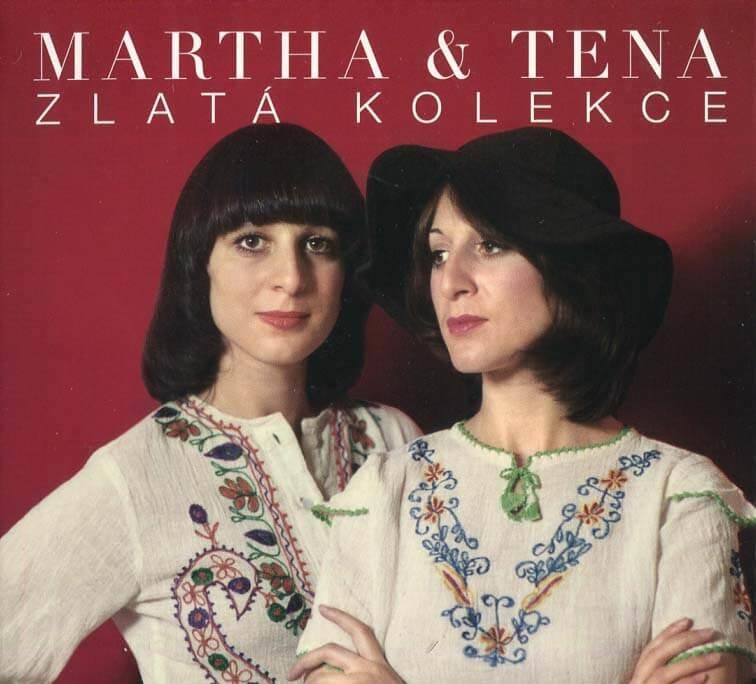 Martha Elefteriadu, Tena Elefteriadu (3 CD) - Zlatá kolekce