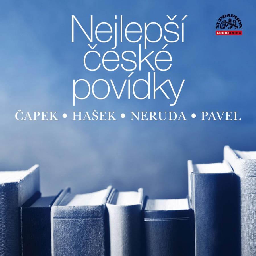 Nejlepší české povídky (CD) - audiokniha
