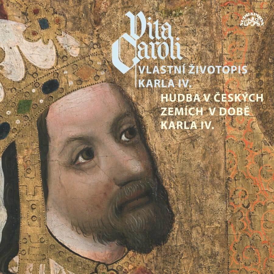 Vita Caroli - Vlastní životopis Karla IV. + Hudba na dvoře Karla IV. (2 CD) - audiokniha