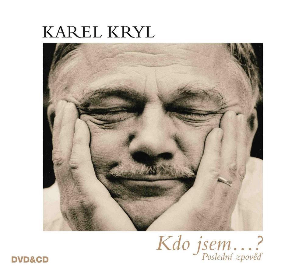 Karel Kryl: Kdo jsem...? (CD + DVD)