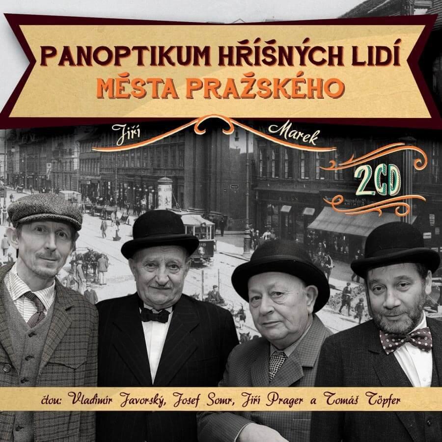 Panoptikum hříšných lidí města pražského (2 CD) - audiokniha