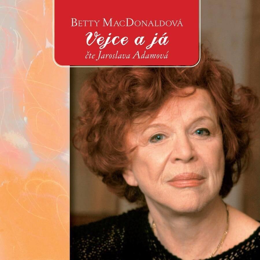 Vejce a já (MP3-CD) - audiokniha