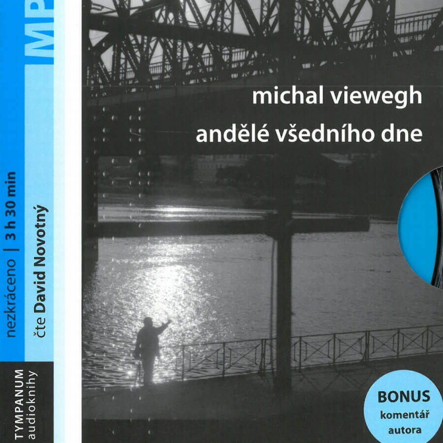 Andělé všedního dne (MP3-CD) - audiokniha