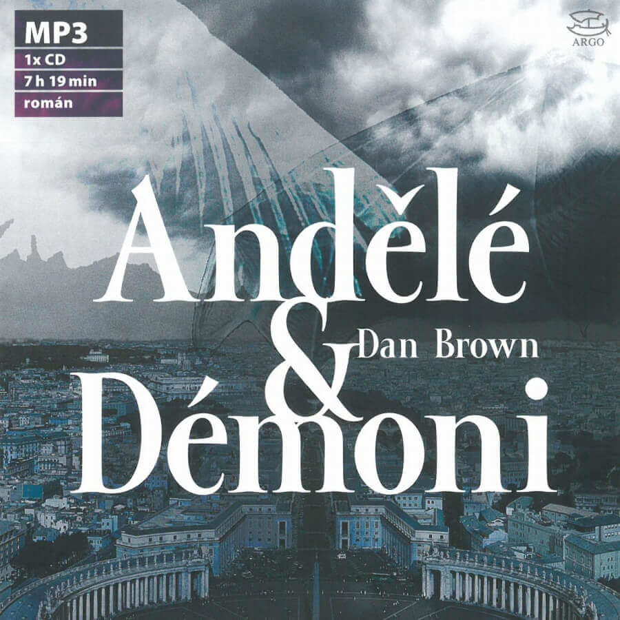 Andělé a démoni (MP3-CD) - audiokniha