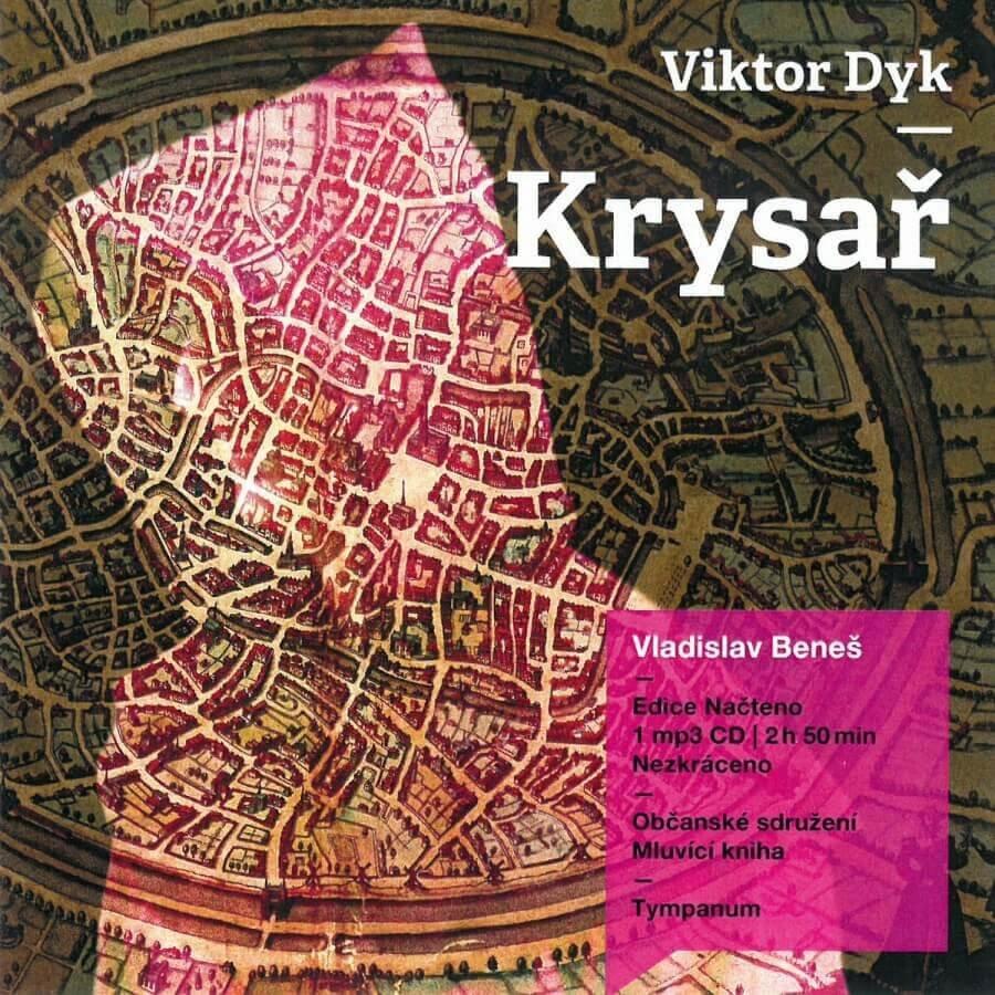 Krysař (MP3-CD) - audiokniha