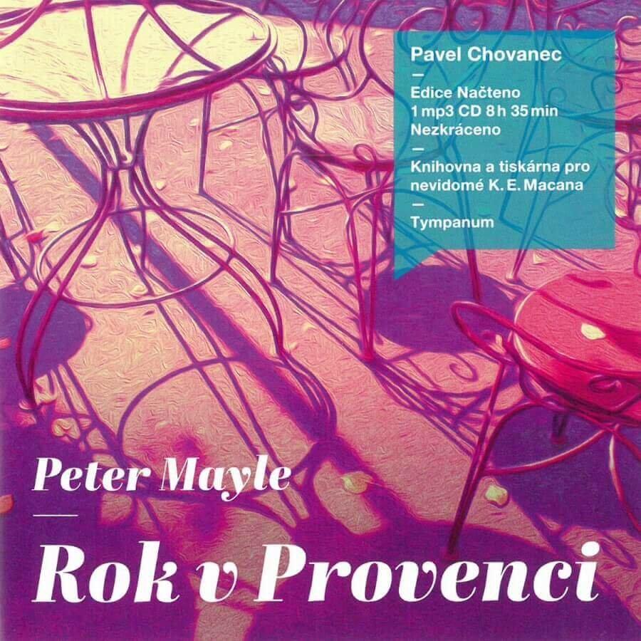 Rok v Provenci (MP3-CD) - audiokniha