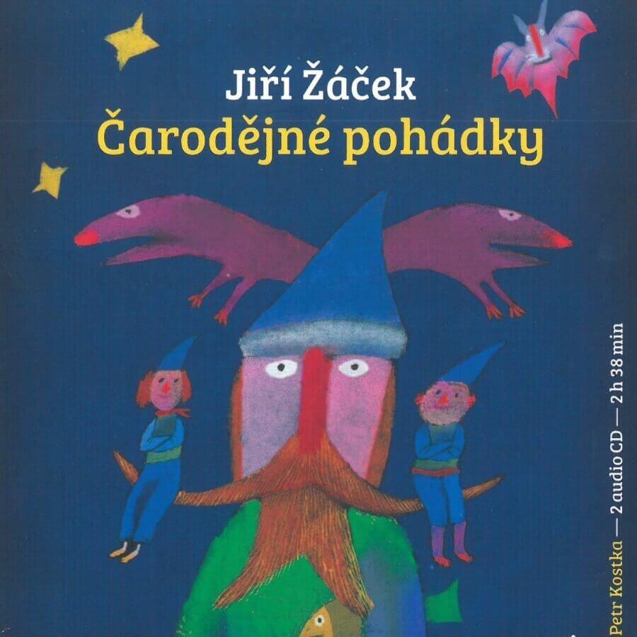 Čarodějné pohádky (2 CD) - audiokniha