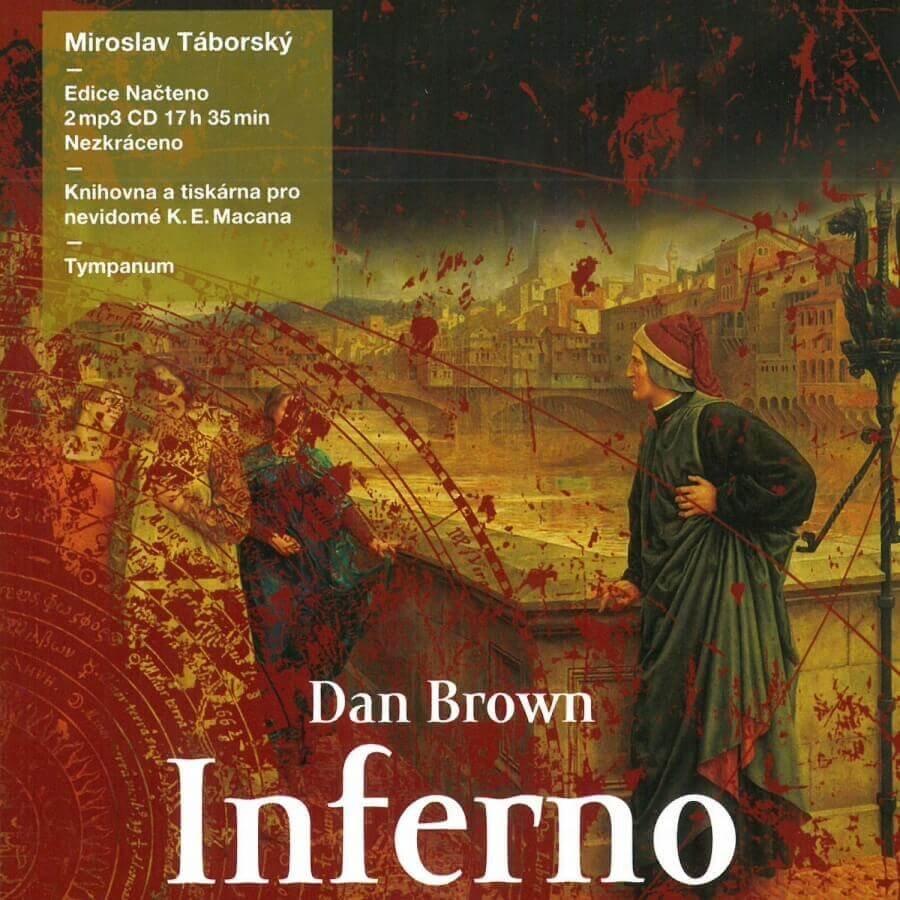 Inferno (2 MP3-CD) - audiokniha