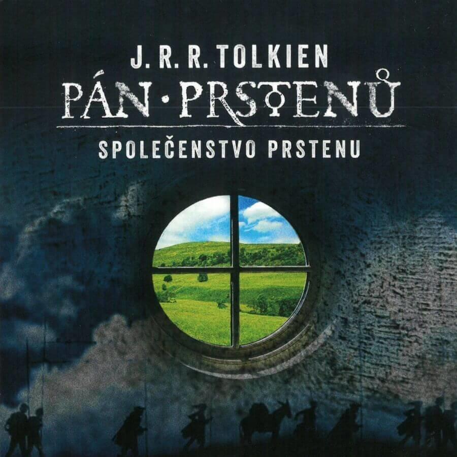 Pán prstenů - Společenstvo Prstenu (2 MP3-CD) - audiokniha