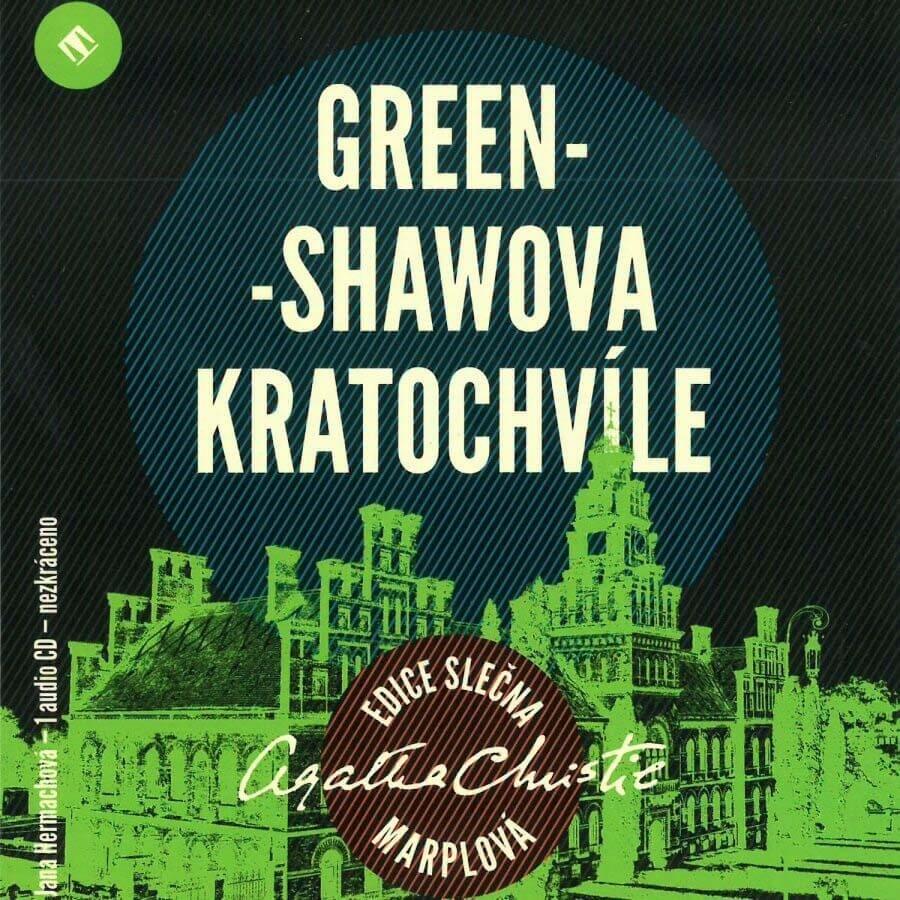 Greenshawova kratochvíle (CD) - audiokniha