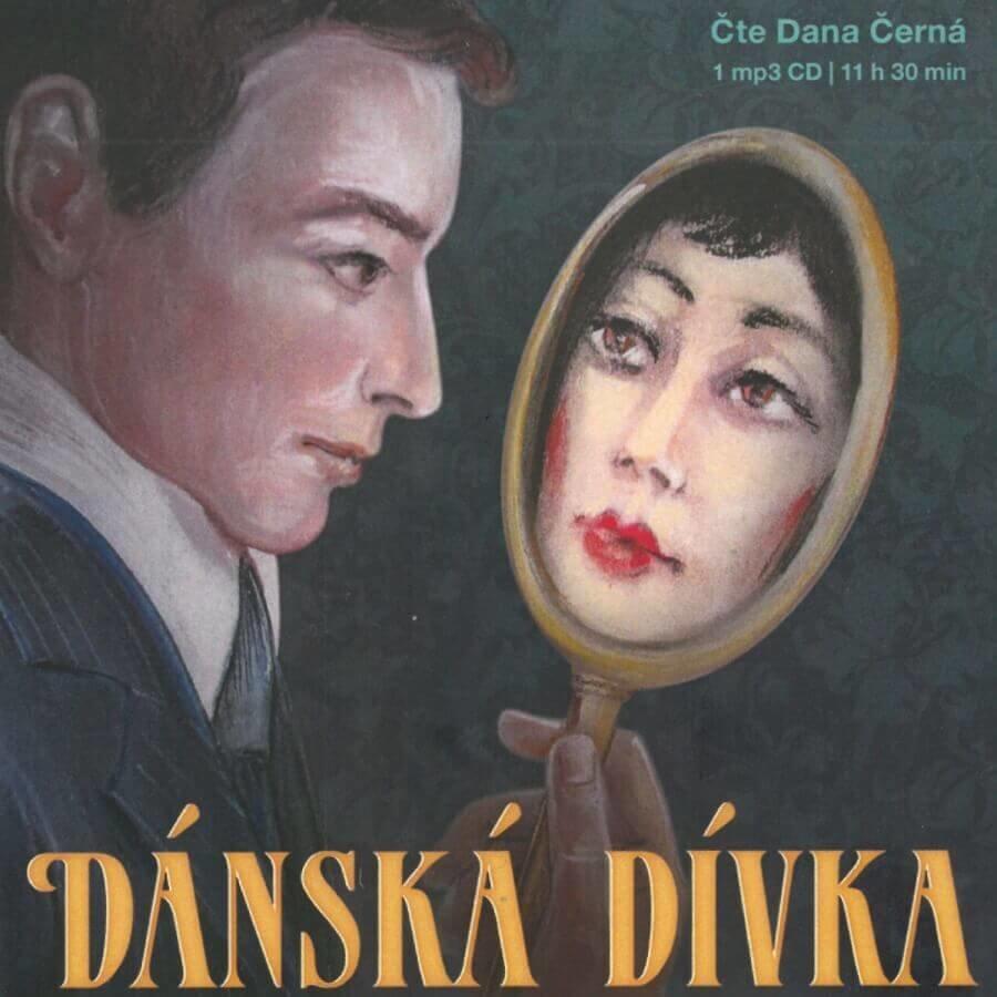 Dánská dívka (MP3-CD) - audiokniha