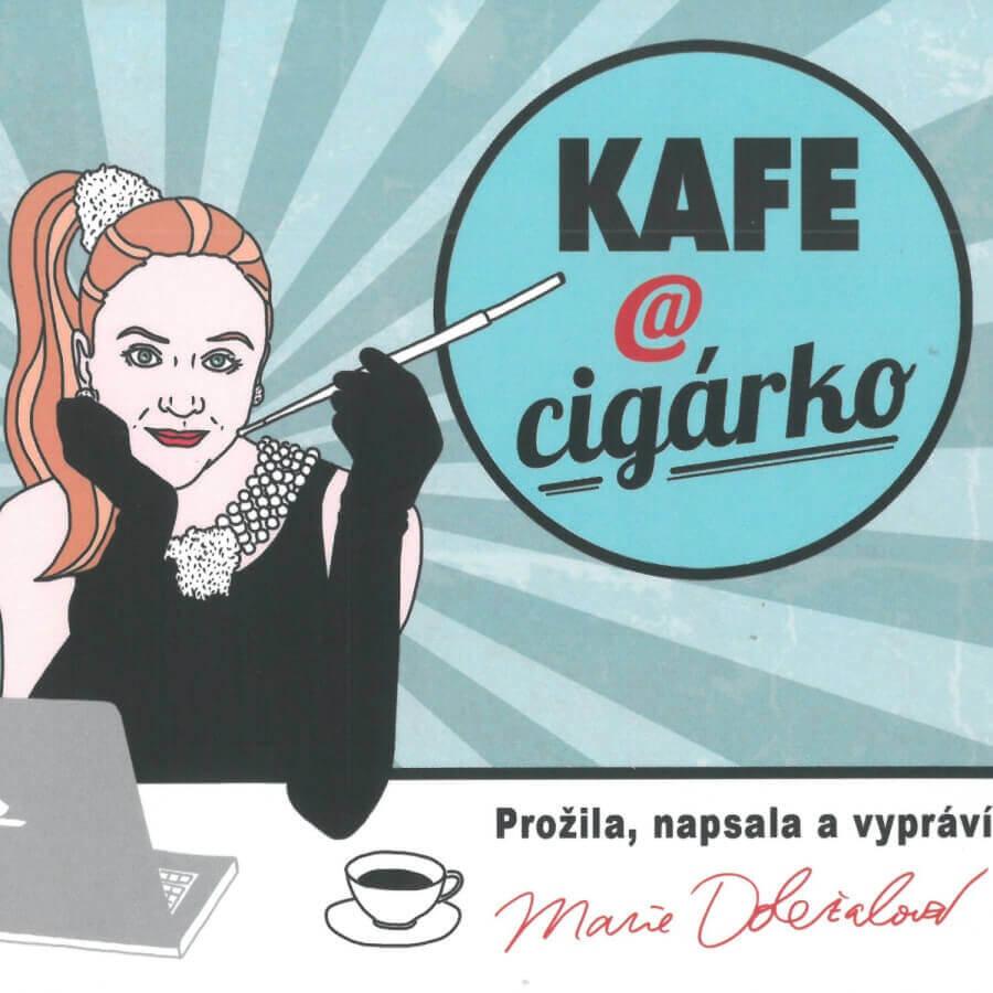 Kafe a cigárko (MP3-CD) - audiokniha