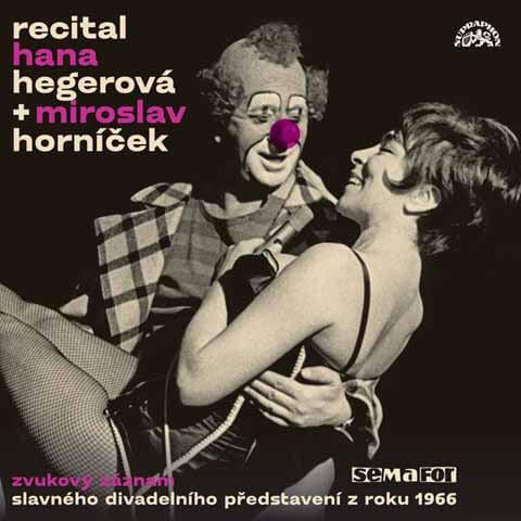 Recital 1966 (2 CD) - mluvené slovo