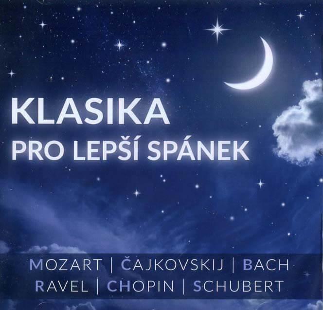 Klasika pro lepší spánek (CD)