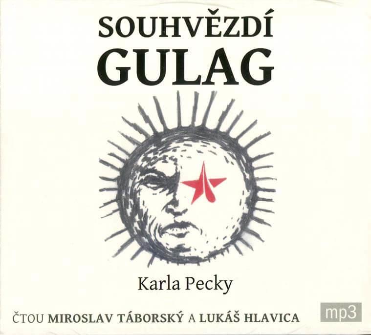 Souhvězdí Gulag (MP3-CD) - audiokniha
