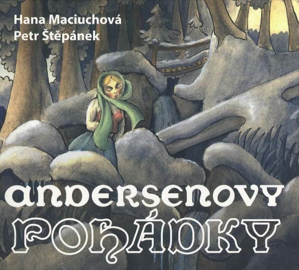 Andersenovy pohádky (2 CD) - audiokniha