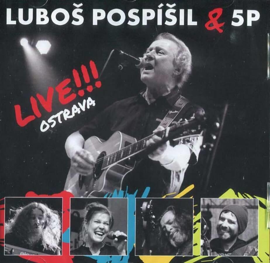 Luboš Pospíšil, 5P: Live Ostrava (CD)