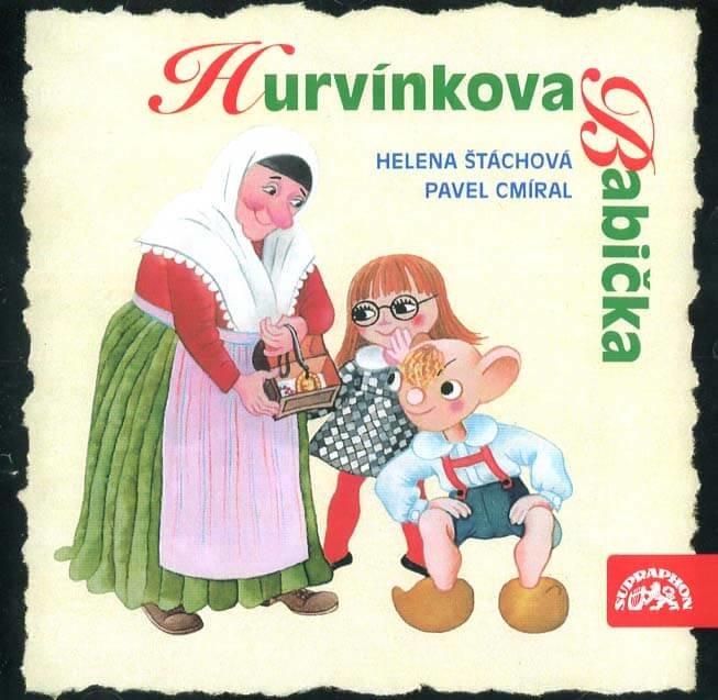 Hurvínkova Babička (CD) - mluvené slovo